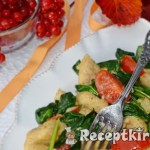 Paleo édesburgonyás gnocchi édesen és sósan 2