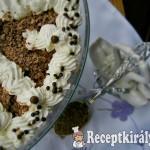 Bailey's - stracciatella trifle 1