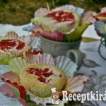 Eperörvényes cupcake 1