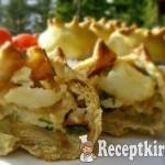 Krumplis szalonnás bimbók 1