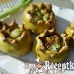 Krumplis szalonnás bimbók