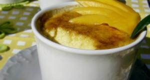 Mangó Crème Brûlée