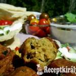 Marokkói fűszeres falafel 2
