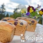 Mini citromos áfonyás kenyér 1