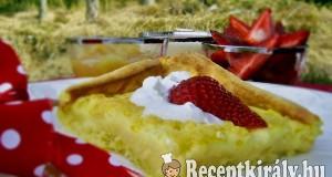 Pannukakku – A finn palacsinta