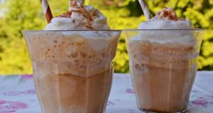 Frappuccino, nyári frissítő jeges kávé – paleo