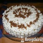 Gesztenyés-diós torta 2