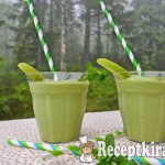 Green power detox smoothie - paleo 2