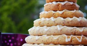 Kransekake, norvég ünnepi sütemény – paleo