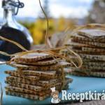 Mákos kókuszos kréker - paleo 3