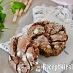 Mentás csokis keksz 3
