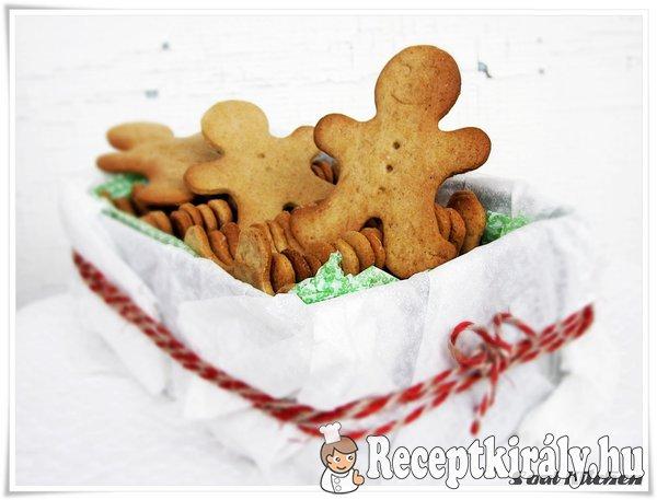 Mézi - Svéd fűszeres keksz