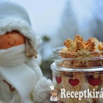 Narancsos fűszeres karácsonyi teasüti - paleo 3