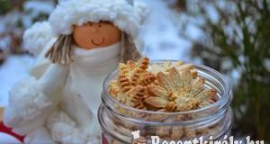Narancsos fűszeres karácsonyi teasüti – paleo