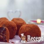 Nyers brownie falatok - paleo 3
