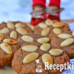 Puha gyömbéres keksz - paleo 1