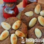 Puha gyömbéres keksz - paleo 2