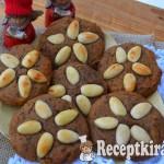 Puha gyömbéres keksz - paleo 3
