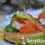 Sós mini palacsinta, reggelire vagy előételnek - paleo 3