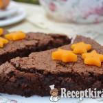 Sütőtökös gesztenyés csokitorta - paleo 2