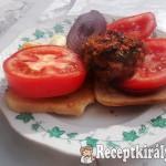 Csípős tofufasírt