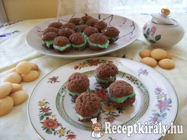 Diós sütemény recept