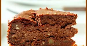 Gyömbéres csokitorta