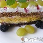 Gyümölcsös szelet Marcsi konyhájából-1