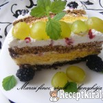 Gyümölcsös szelet Marcsi konyhájából-3
