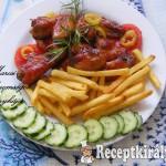 Kethcupos szójaszószos csirkeszárny-1
