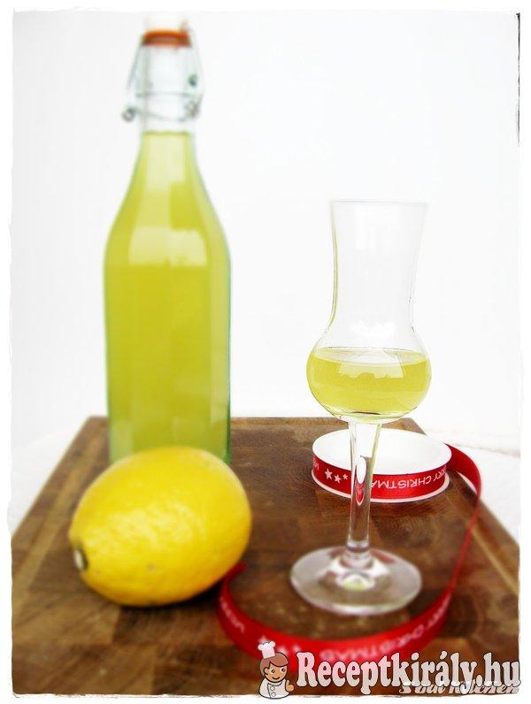 Limoncello (olasz citromlikőr)
