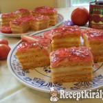 Paradicsomos sütemény-1