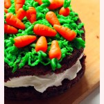 Tavaszi répatorta és muffin-1