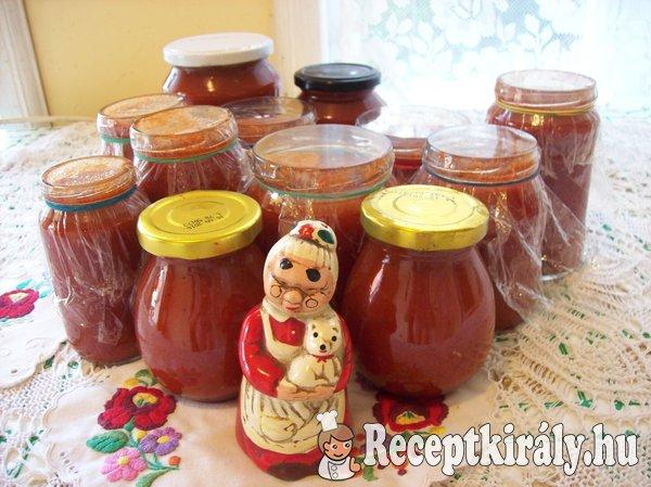 Ketchup házilag