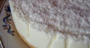 Kókuszos túrótorta sütés nélkül