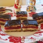 Mákos bonbon meggyes sütemény 1
