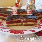 Mákos bonbon meggyes sütemény 2