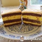 Narancs krémes sütemény