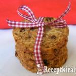 Narancsos-mandulás keksz-1