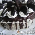Oreó torta 2