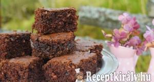 20 perces csokis kókuszos kocka – paleo