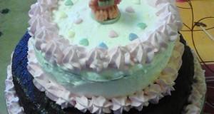 Emeletes tortám