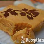 Narancsos sütőtök mousse babapiskótával - paleo 1