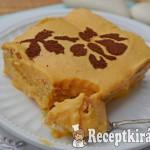 Narancsos sütőtök mousse babapiskótával - paleo 3