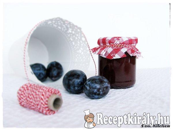 Csokoládés-fűszeres szilvalekvár