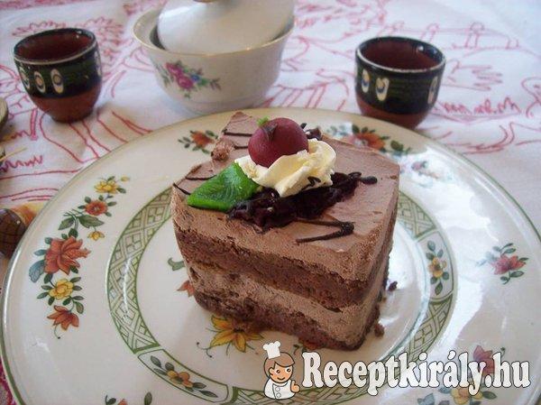 Csupa csokkó szelet