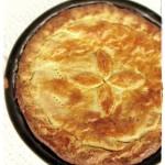 Klasszikus almás pite 1