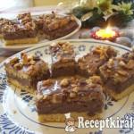Mogyorós csokoládés sütemény 1
