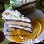 Négykrémes torta 2