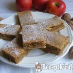 Reformos almás pite 3